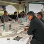 Sitzung des Koordinierungskreis vom Schönburger Land, LEADER 2018