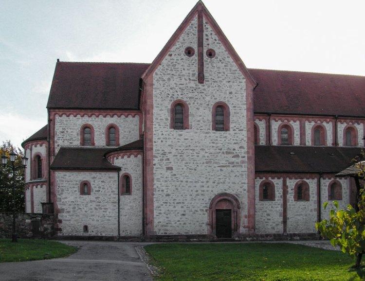 Basilika von Wechselburg