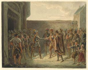 Het krijgsvolk van Willem van Oranje