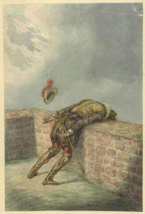 De dood van Jacob Paulet