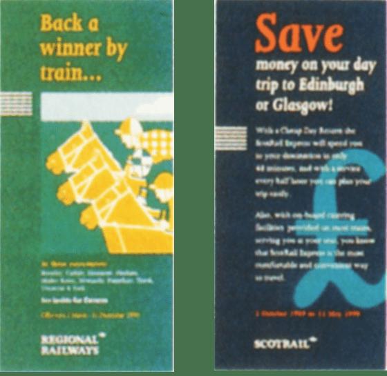 House style leaflets
