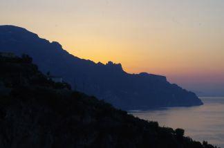 Pre sunrise, Atrani