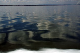Reflections Port Phillip Bay