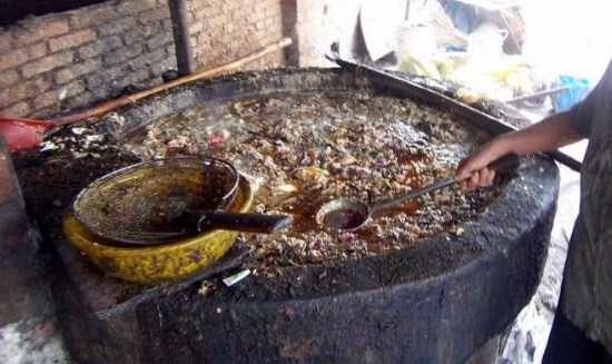 Dead Animals Flesh Used to Make Cooking Oil