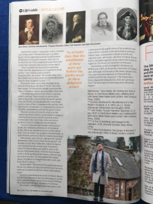 Images from feature on the project in June 2018 issue of 'D&G Life'.