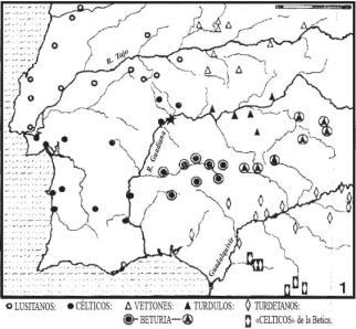 Pueblos prerromanos del Sudoeste peninsular