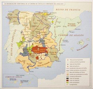Beturia quedaría repartida entre las Órdenes de Santiago, Alcántara y Calatrava
