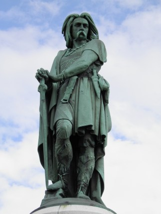 Statue de Vercingetorix, Alesia
