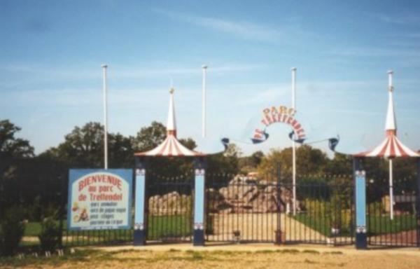 Parc de Treffendel «Cirque Métropole»