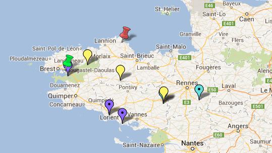 Patrimoine Bretagne