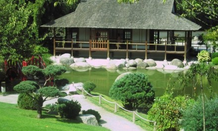 Jardin Japonais de Compans-Caffarelli