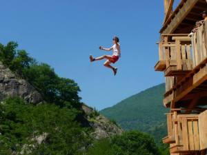 parc aventure pyrénées-hô free jump