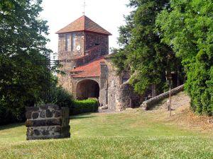 Usson Église Saint Maurice