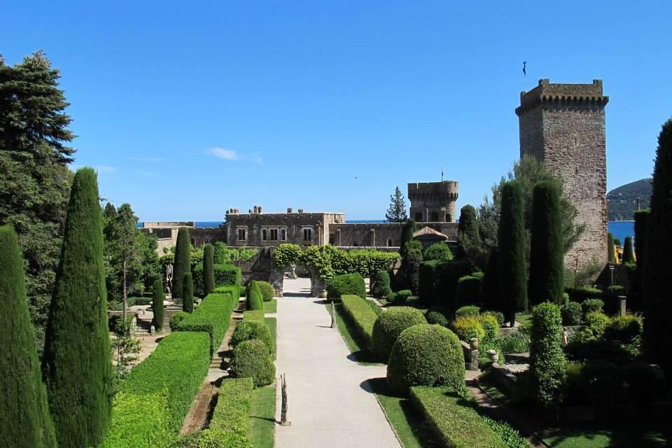 Parc et Château de La Napoule