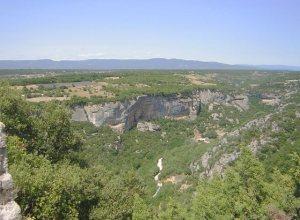 Parc Naturel Régional du Luberon Aiguebrun Buoux