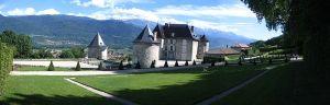 Jardin du Chateau du Touvet
