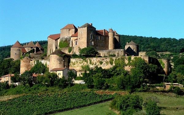 Château de Berzé et ses Jardins