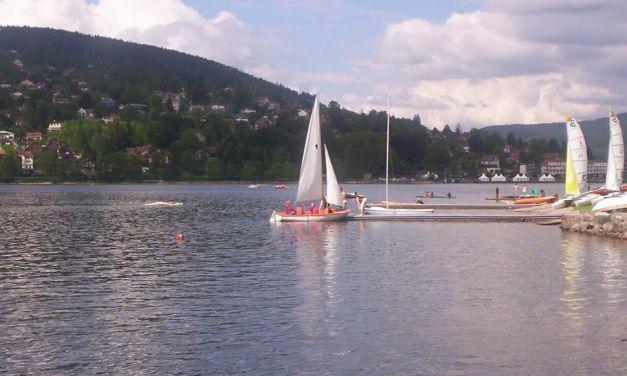 Gérardmer et son lac