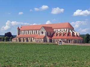 Yonne Abbaye de Pontigny