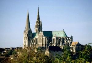 Cathédrale de Chartres Eure et Loir