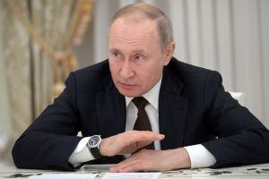 Президент РФ В.В.Путин о возможности снятия ограничений из-за коронавируса в регионах России