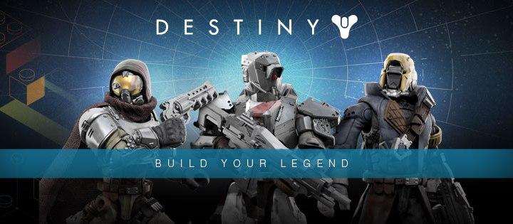 Los sets de construcción de Destiny, a la venta en julio en todas las tiendas del mundo