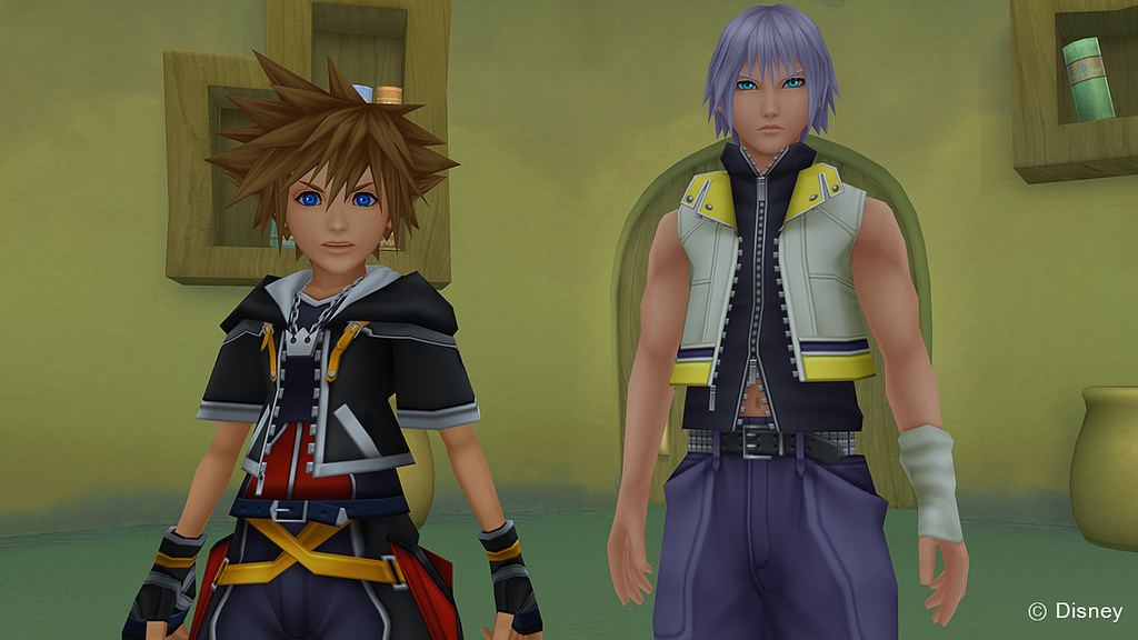Kingdom Hearts 3D estará en castellano en PlayStation 4