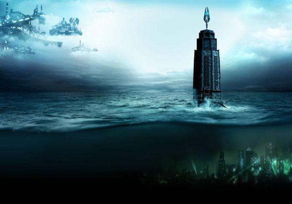 Así luce la ciudad de Rapture construida con piezas LEGO