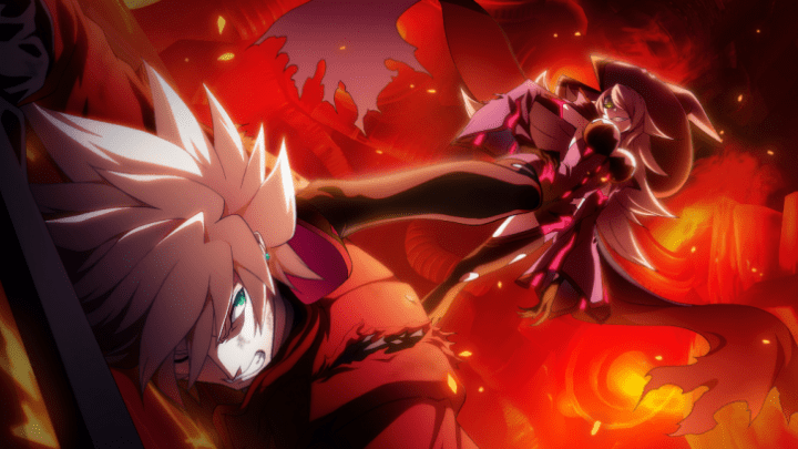 Avance | Blazblue: Central Fiction