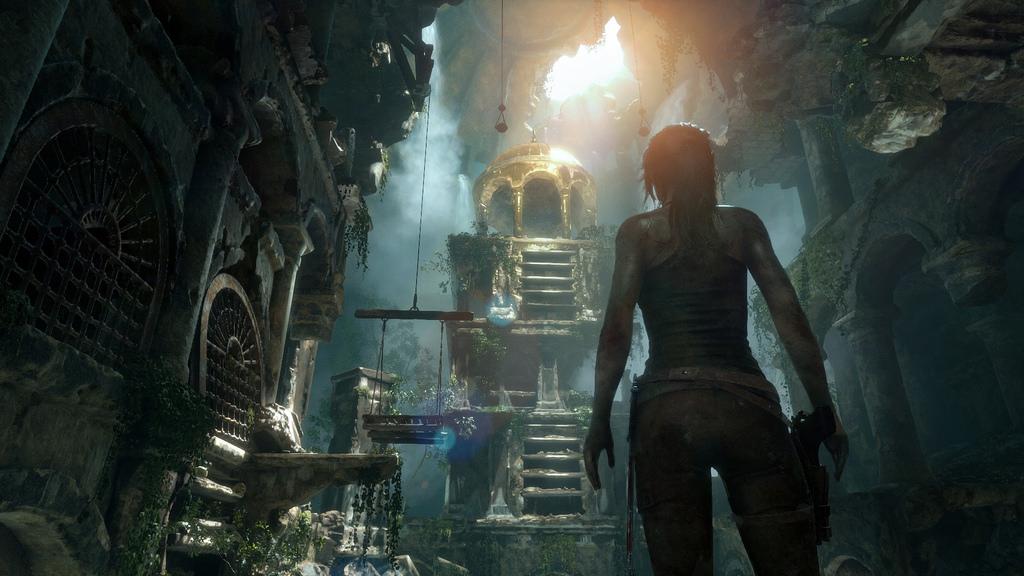 Rise of the Tomb Raider llegará a PS4 el 11 de octubre con todos los DLC incluídos