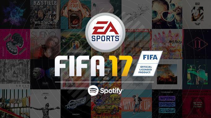 EA Sports presenta los 50 temas que formarán la banda sonora de FIFA 17