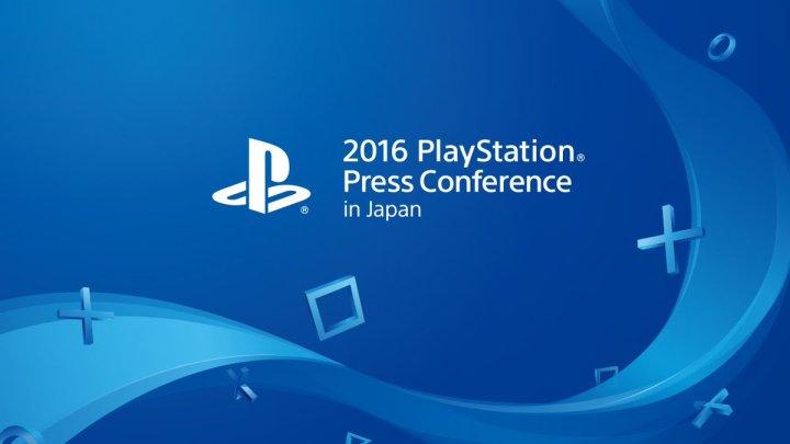 La conferencia de Sony en el TGS 2016 tendrá lugar el 13 de septiembre a las 9:00 hora española