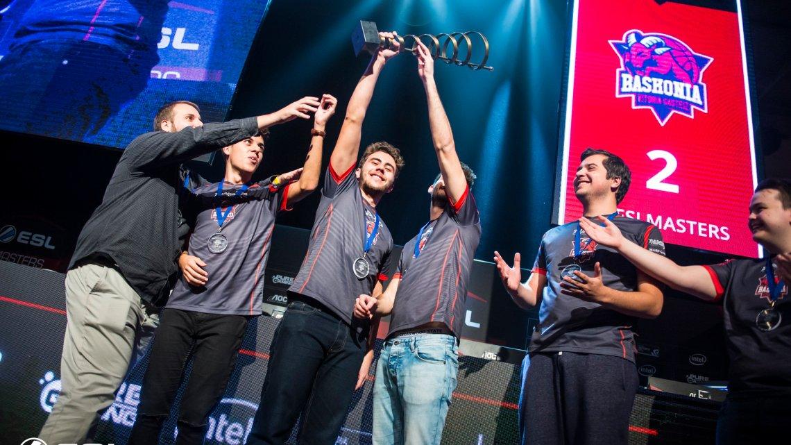Ganador ESL Masters Madrid 2016: ThunderX3 Baskonia revalida el título de campeón