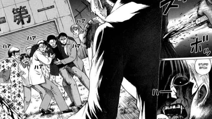 El manga Higanjima recibe una serie de cortos animados con Higanjima X