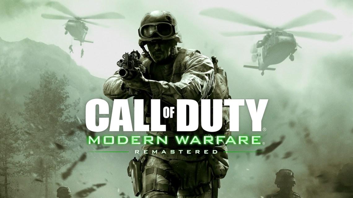 COD: Modern Warfare Remastered | Comparativa del Frame-Rate entre PS4 y PS4 Pro