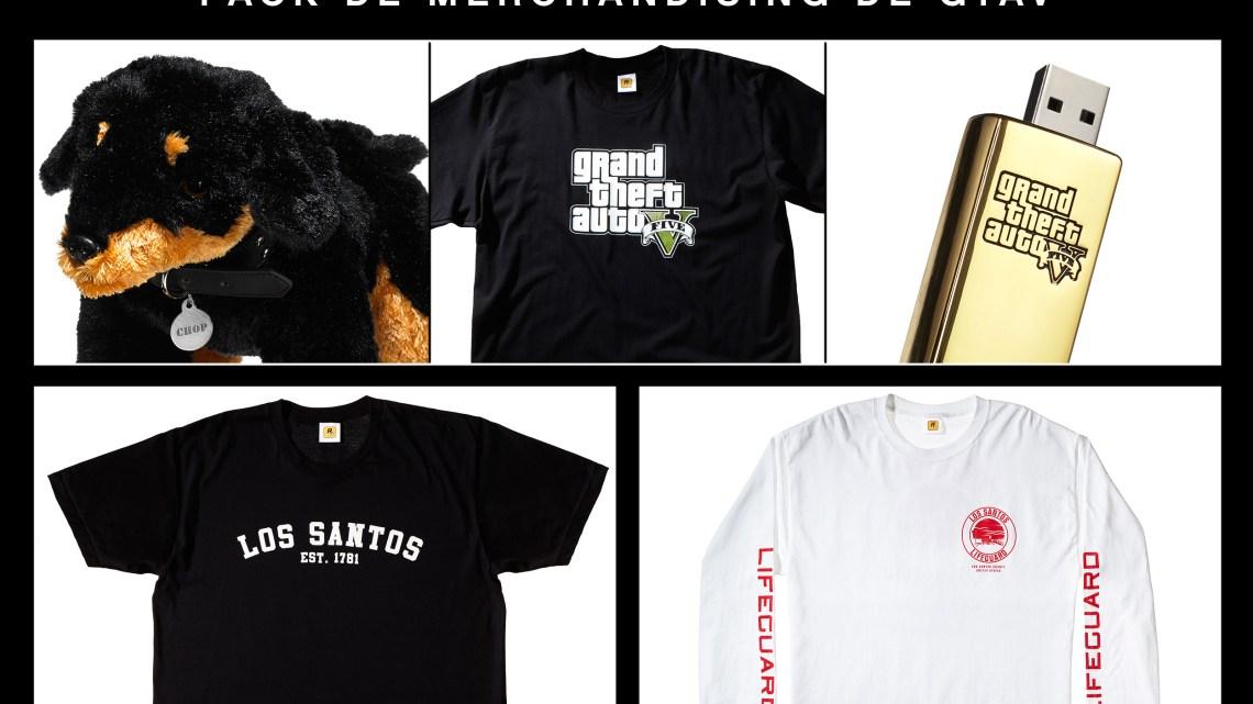 Ganadores Concurso Pack Productos Oficiales GTA V