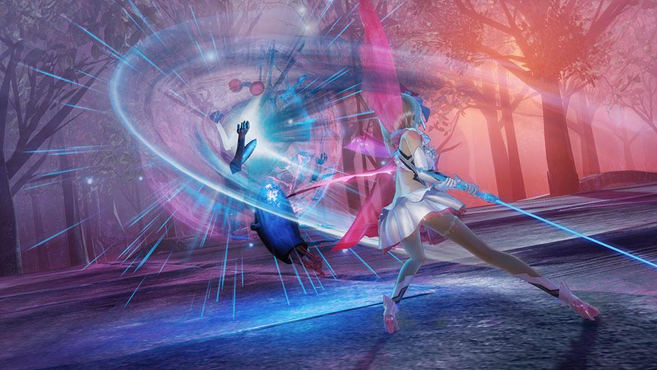 Blue Reflection muestra su jugabilidad en un nuevo gameplay