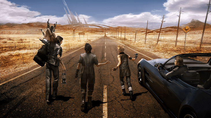 ¡Ganadores Concurso Ultrapack Final Fantasy XV!