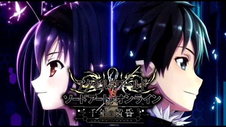Avance | Accel World VS. Sword Art Online