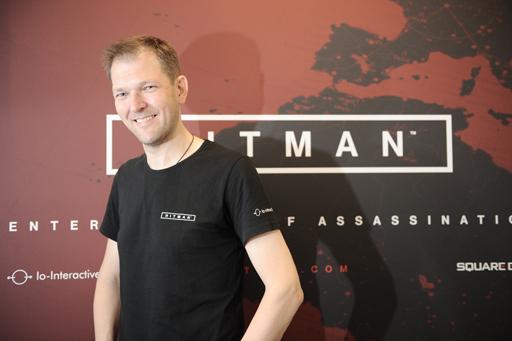 IO Interactive cambia el director de estudio