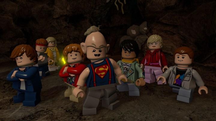 Los packs de expansión de LEGO Dimensions de The Goonies, Harry Potter y LEGO City llegarán en mayo