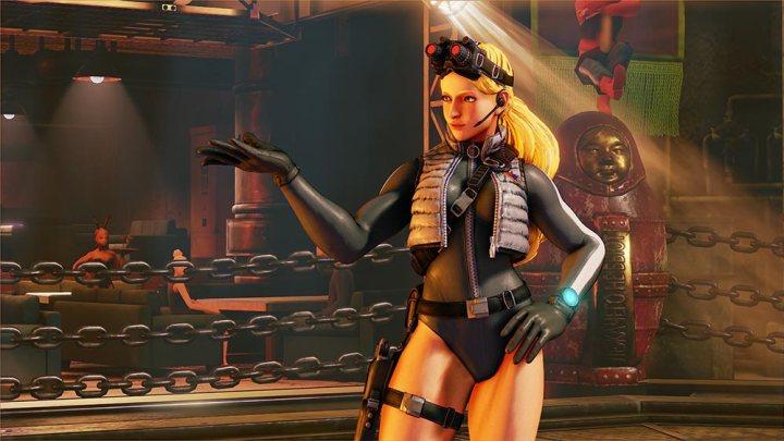Capcom confirma la incorporación de Kolin al plantel de luchadores de Street Fighter V
