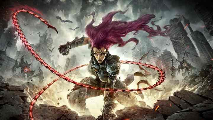 Presentada la espectacular cinemática de introducción de Darksiders III