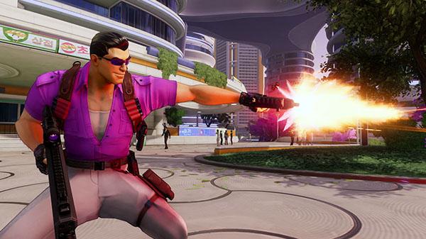 Agents of Mayhem confirma soporte en las versiones de PlayStation 4 Pro y Xbox One x
