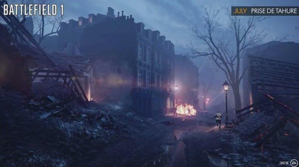 In the Name of the Tsar, la nueva expansión de Battlefield 1, protagoniza un fantástico tráiler cinemático