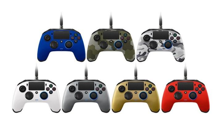 Nacon Revolution Pro Controller tendrá 7 nuevos colores