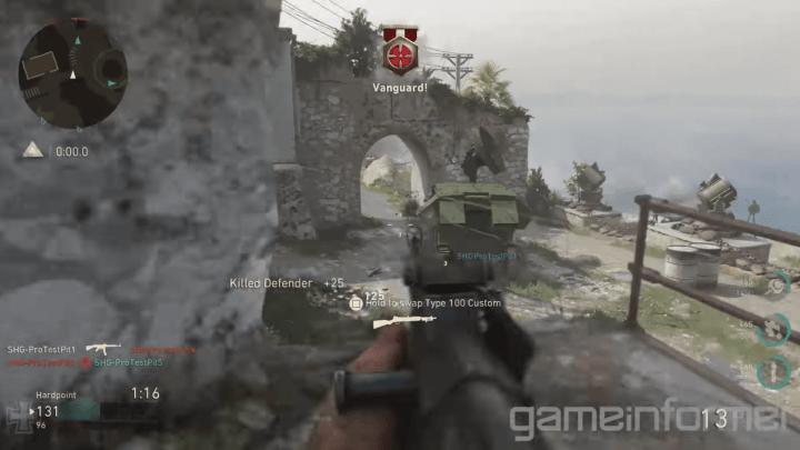 Revelado un nuevo mapa multijugador de Call of Duty: WWII