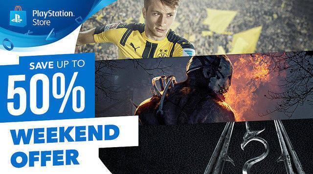 Llegan las ofertas de fin de semana en la PS Store