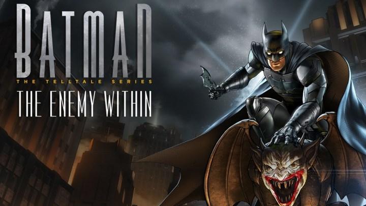 Aparece listado The Telltale Batman Shadows Edition