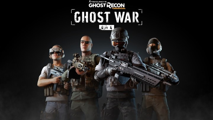 Ghost War, el modo PvP de Ghost Recon Wildlands, llegará el 10 de octubre de forma gratuita